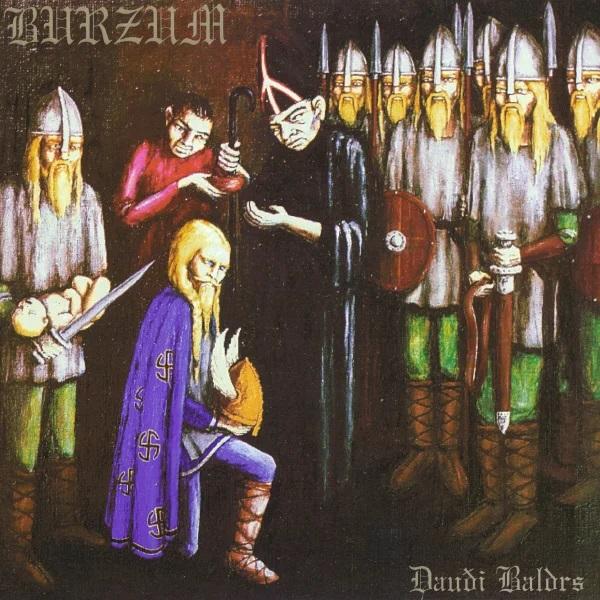 Burzum - Dauði Baldrs LP