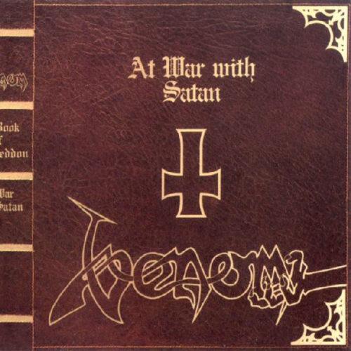 Venom - At The War With Satan LP