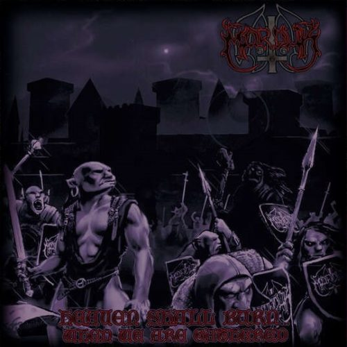 Marduk - Heaven Shall Burn...When We Are Gathered LP
