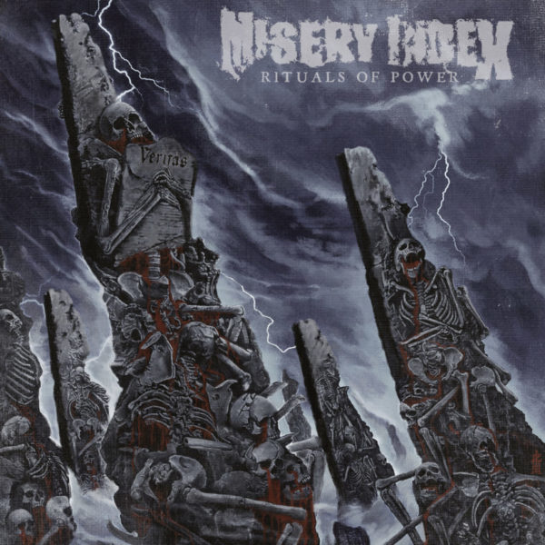Misery Index - Rituals Of Power LP