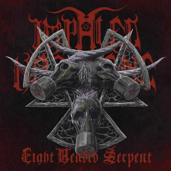 Impaled Nazarene - Eight Headed Serpent LP