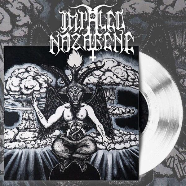"""Impaled Nazarene - Goat Of Mendes 7"""""""