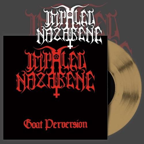 """Impaled Nazarene - Goat Perversion 7"""""""