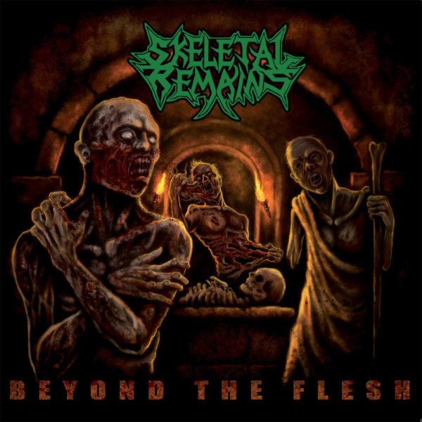 Skeletal Remains - Beyond The Flesh LP