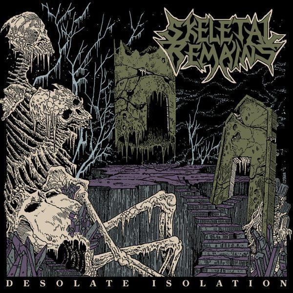 Skeletal Remains - Desolate Isolation LP