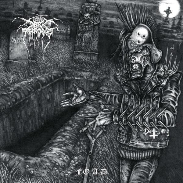 Darkthrone - F.O.A.D. LP