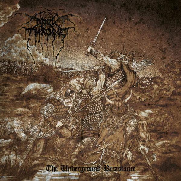 Darkthrone - The Underground Resistance LP