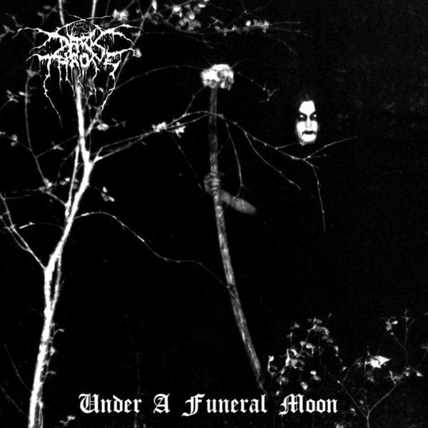 Darkthrone - Under A Funeral Moon LP