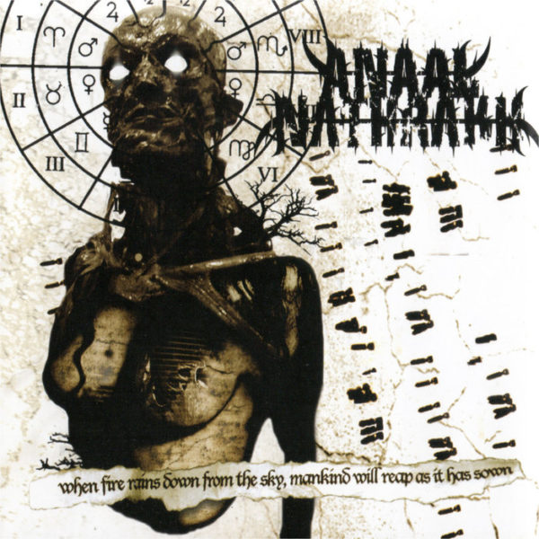 Anaal Nathrakh - When Fire Rains Down From The Sky, Mankind Will Reap As It Has Sown LP
